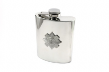 Scots Guards - Hip Flask
